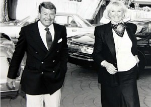 dennis levett & doris day