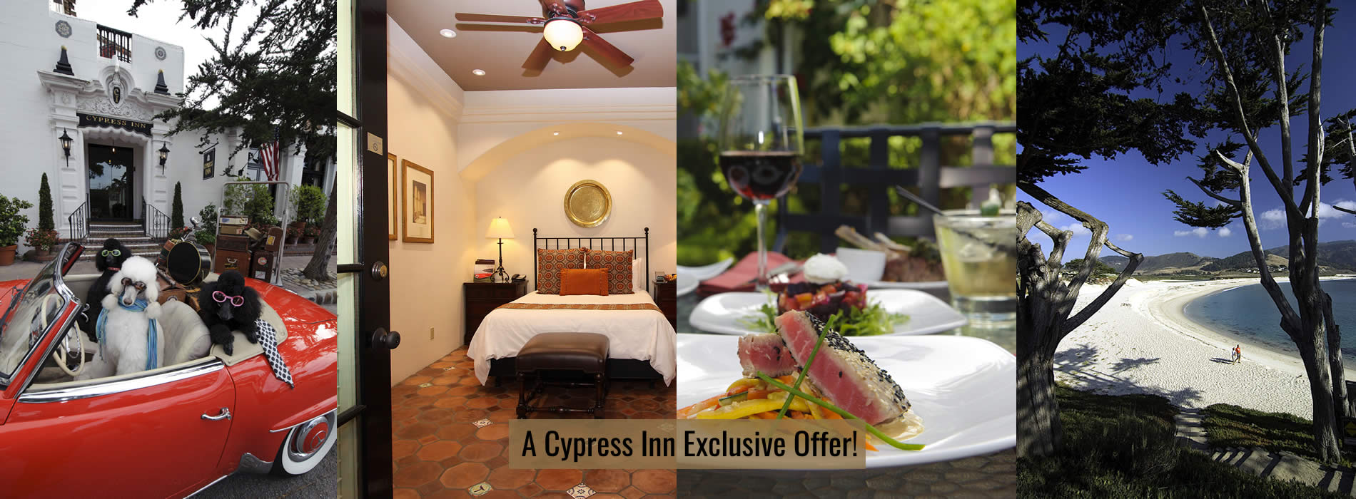 cypress inn exclusive offer