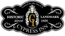 Cypress Inn. Logo